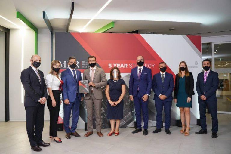 Launch of Malta Business Registry 5-year strategic plan