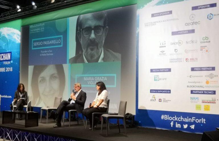 Il Blockchain Forum Italia torna in versione digitale