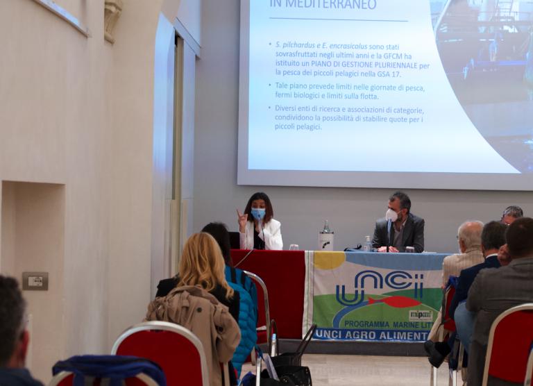 UNCI lancia il Piano Triennale Pesca e punta alla sinergia con Malta