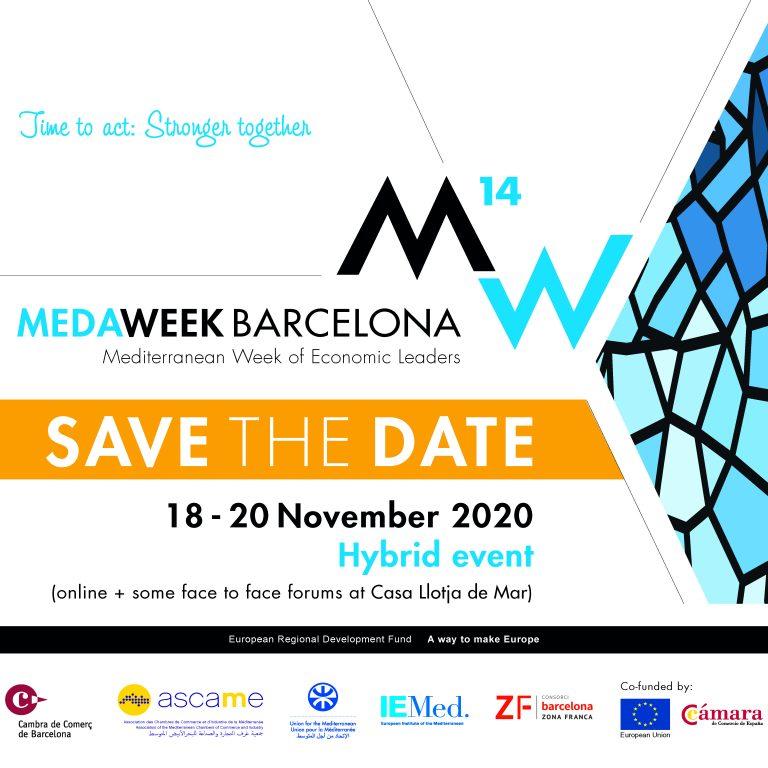 Medaweek 2020: il rilancio post Covid parte dal Mediterraneo