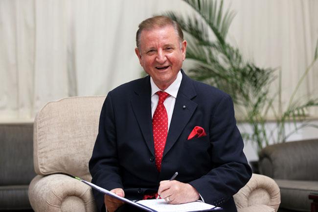 L'ambasciatore promuove Malta agli investitori cinesi