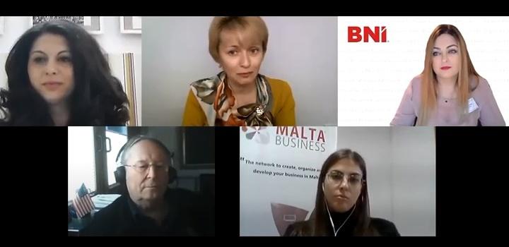 Primo incontro dell'European Business Club: Malta Business tra i relatori