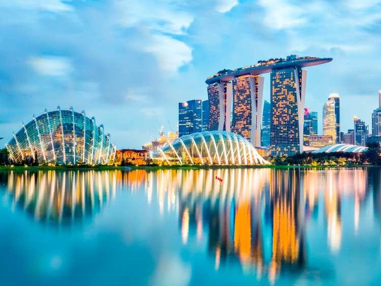 L'Europa e Singapore unite per una nuova crescita economica
