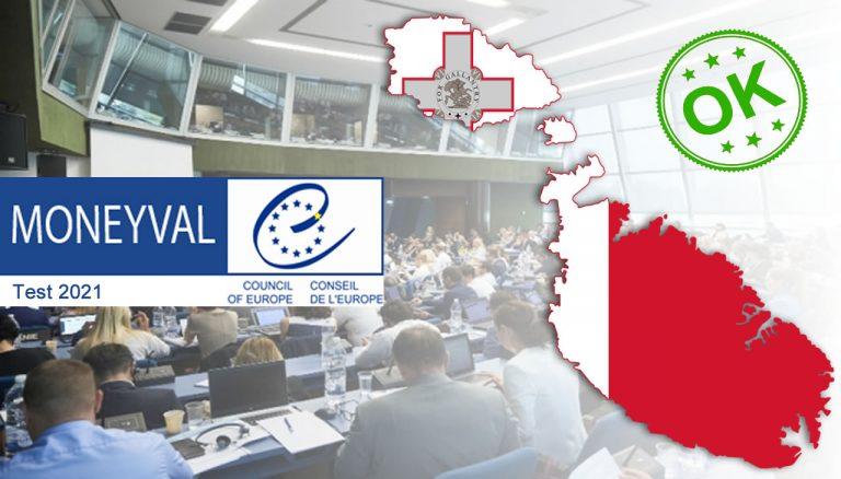 Antiriciclaggio: Malta supera l'esame di Moneyval