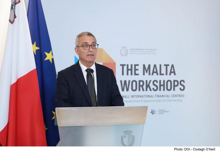 Malta Workshops, contro il riciclaggio e i crimini finanziari