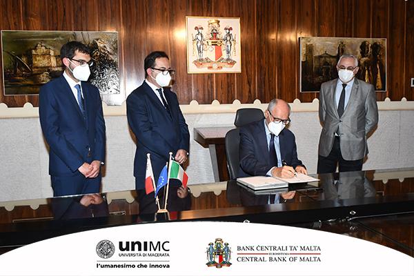 Modello CGE: accordo tra BCM e Università di Macerata