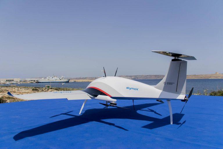 Ecco il nuovo drone maltese per spedizioni veloci