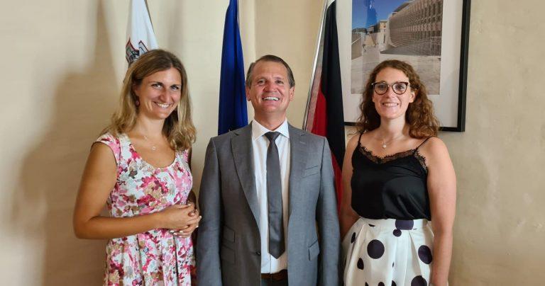 """Le PMI tedesche credono in Malta: """"Non è un Paese da greylist"""""""