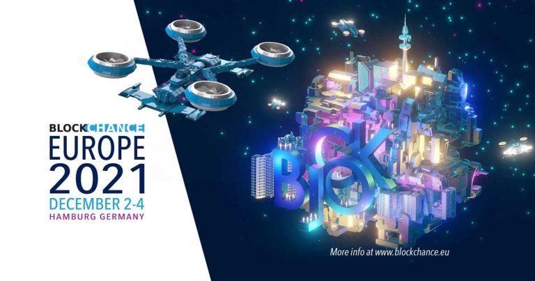 BLOCKCHANCE EUROPE 2021 goes ahead in hybrid format