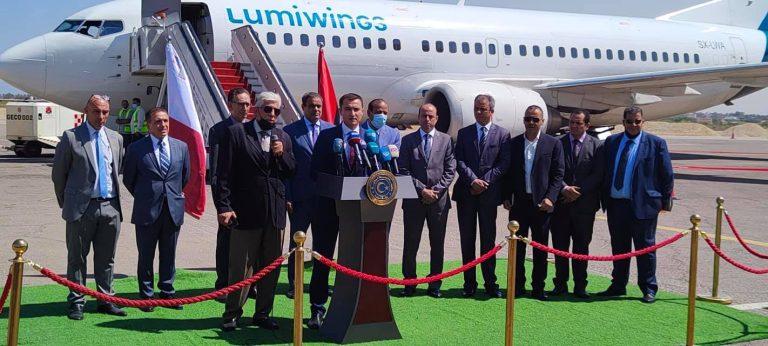 Malta torna a volare in Libia: è il primo Stato UE
